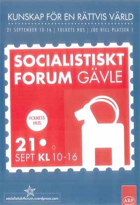 Socialistiskt Forum Gävle