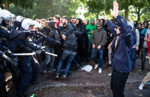 Polisen använde övervåld i Malmö. Arkivfoto: Victor Pressfeldt