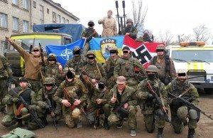 Demokrater? Ukrainas makthavare.