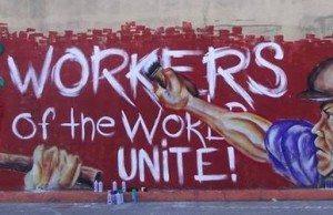 Arbetare i alla länder, förena er!