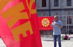 Jannis Konstantis, KKE.