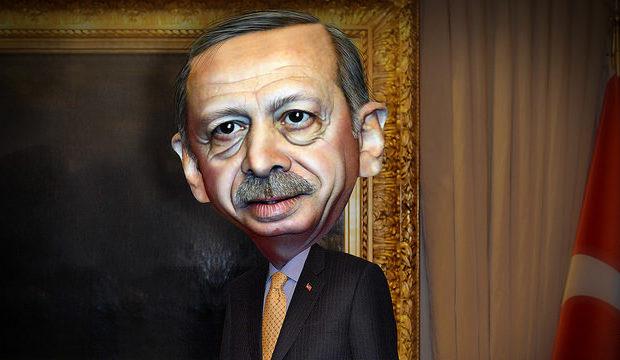 Recep Tayyep Erdogan. Bild: DonkeyHotey/Flickr