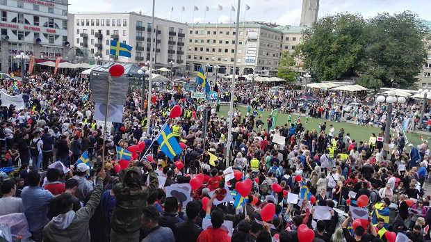 Foto: Ung i Sverige