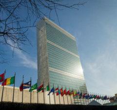FN:s högkvarter. UN Photo/Rick Bajornas