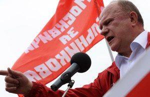 Gennady Zyuganov. (RIA Novosti/Vladimir Vyatkin)