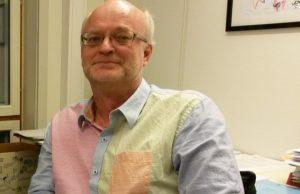 Thomas Jansson, FUB:s förbundsordförande.