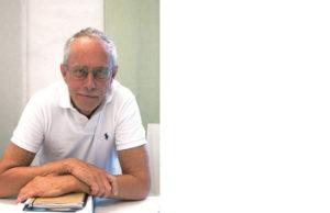 Calle Waller från Prostatacancerförbundet uttalade sig i Upsala Nya Tidning. Foto: Prostatacancerförbundet