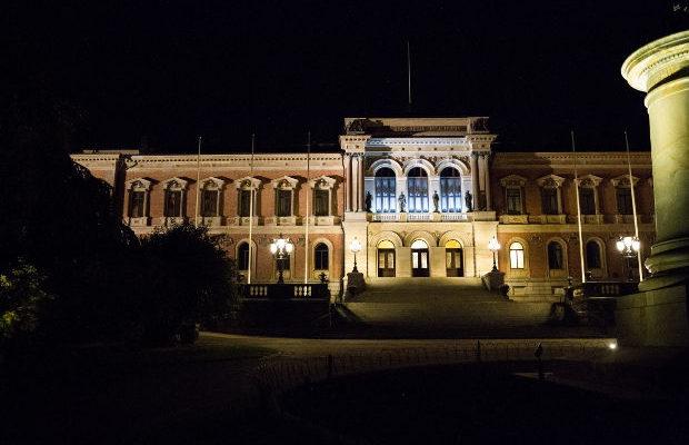 Uppsala universitet. Foto: David Naylor