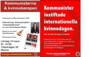 Kvinnokamp och klasskamp – SKP Malmö och SKP Uppsala