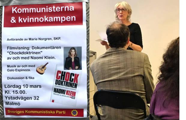 Marie Norgren.