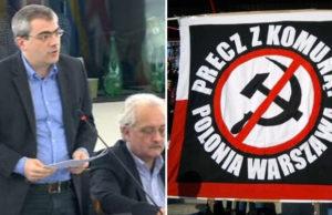 Kostas Papadakis (till vänster).