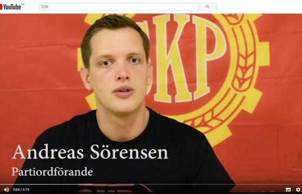 Andreas Sörensen.