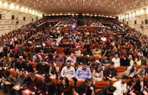 Foto från kongressen.