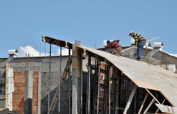 Byggnadsarbetare. Foto: Bicanski/PIXNIO