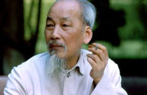 Ho Chi Minh (Nguyen Tat Thanh), 1890-1969.
