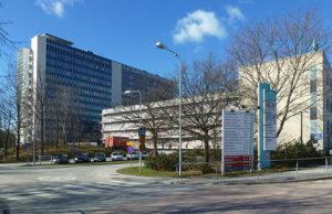 Danderyds sjukhus. Foto: Holger Ellgaard/Wikimedia Commons (CC BY-SA 3.0)