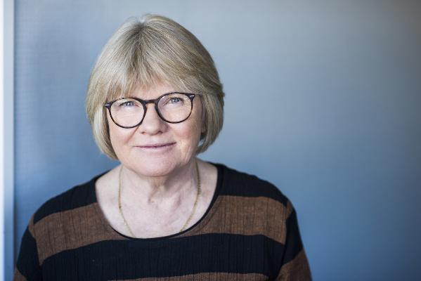 Elisabeth Wallenius är ordförande i Funktionsrätt Sverige. Foto: Linnea Bengtsson