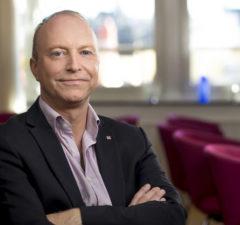 Stefan Carlén, chefsekonom/utredningschef på Handels, har arbetat med rapporten. Foto: David Bicho
