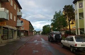 Dalagatan, Sveg. Foto: Alexander Ek/Wikimedia Commons (CC BY-SA 3.0)