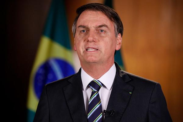 Jair Bolsonaro. Foto: Alan Santos/PR (CC BY 2.0)