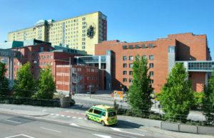 Sahlgrenska sjukhuset. Foto: Marie Ullnert