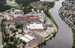 Centralsjukhuset Karlstad. Foto: Region Värmland/pressbild