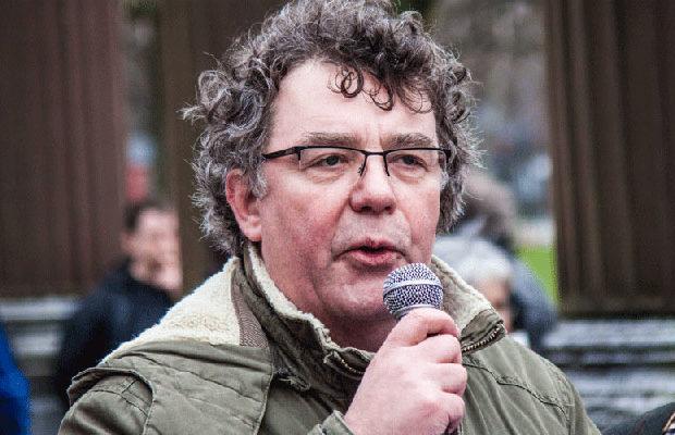 Patrik Köbele, DKP.