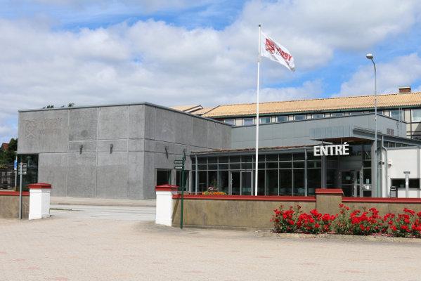 Sedan valet 2018 styr SD Hörby kommun med stöd av M och lokala SPI. Foto: Jorchr/Wikimedia Commons (CC BY-SA 3.0)