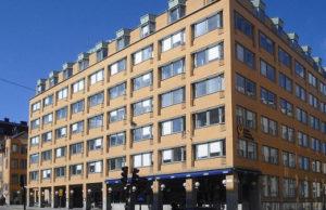Sveriges Kommuner och Regioner, Hornsgatan 20, Stockholm. Foto: Janders / Public domain
