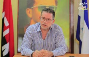 Carlos Fonseca Teran. Foto: Nicaragua Azul y Blanco/Skärmdump/Youtube