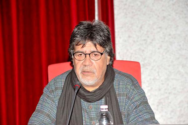 Arkivbild: Luis Sepúlveda.