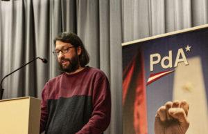 Tibor Zenker, Österrikes arbetarparti, PdA.