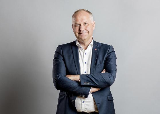 Jonas Sjöstedt. Foto: Jessica Segerberg/Vansterpartiets bildbank