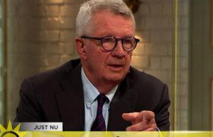 Johan Giesecke. Foto: TV4